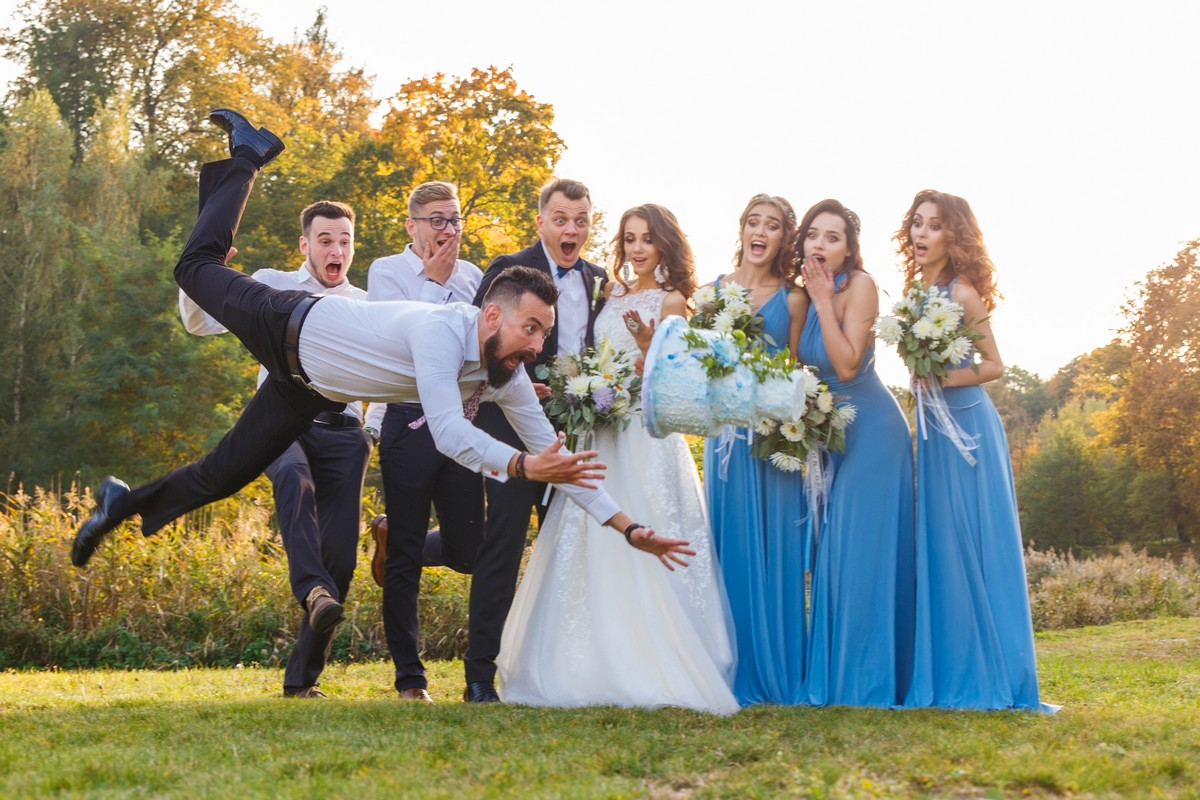 Oh Shit! How to Deal When Things Go Sideways on Your Wedding Day